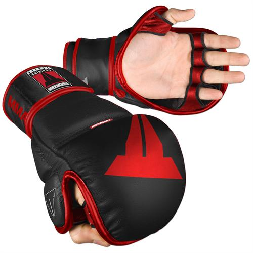 Throwdown Elite Open-Thumb Spar Gloves